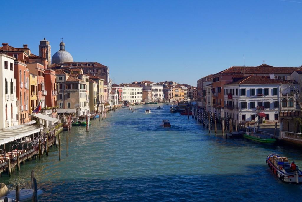 É difícil não ficar pasmo com Veneza