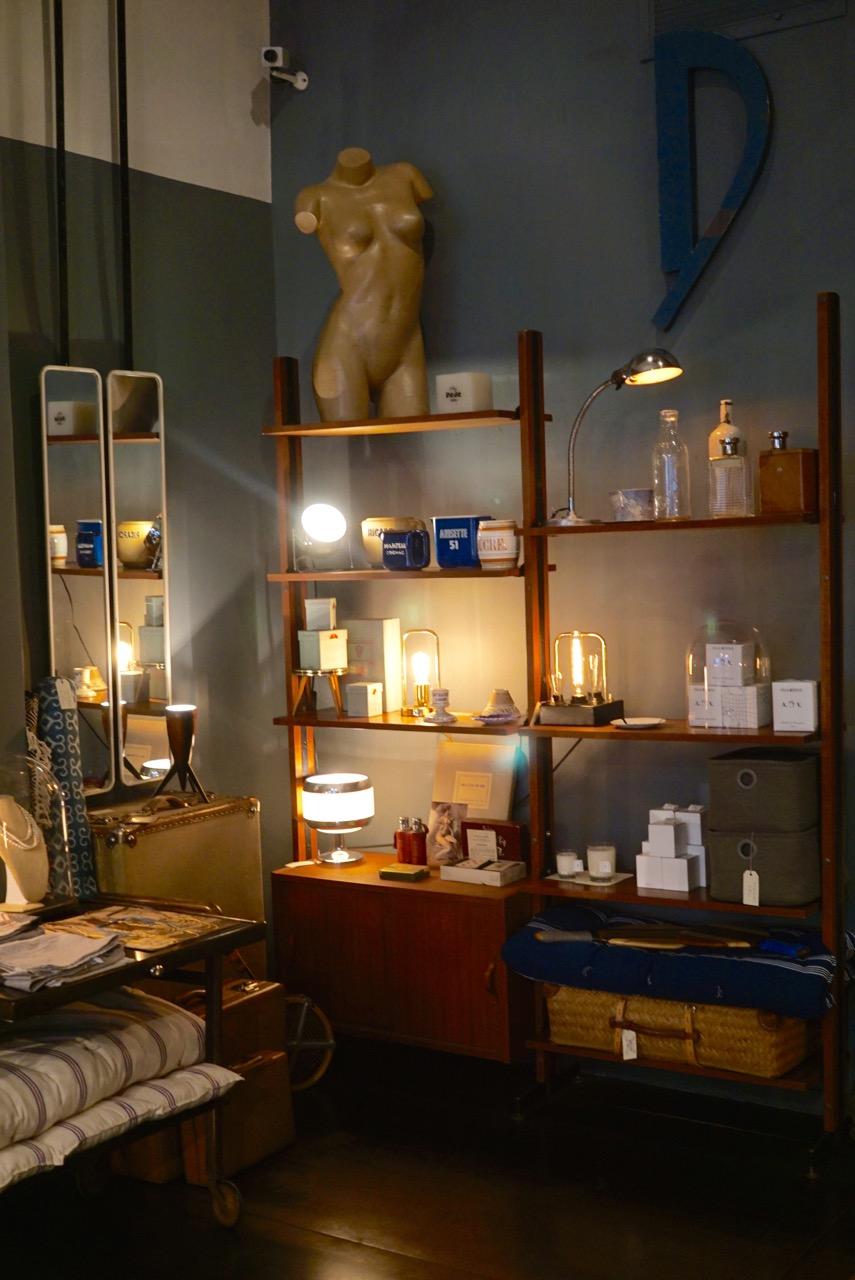 Roma dica de loja conceito lindíssima, Chez Dedé