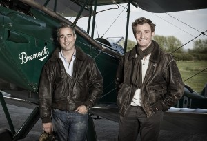 Giles e Nick English