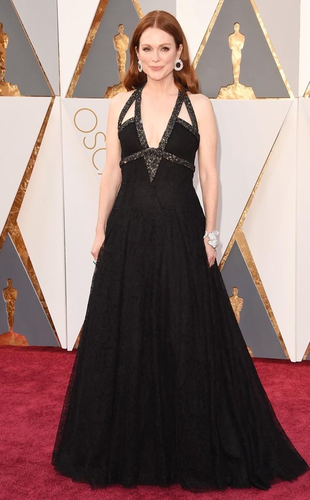 Este Chanel na Julianne Moore é divino também!! Nada a reclamar, exceto que não emociona.