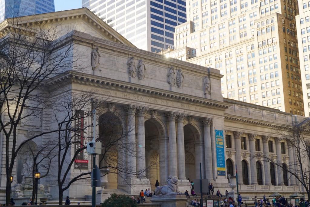 A biblioteca pública