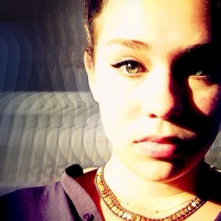 Minha filha, Allegra Barontini.