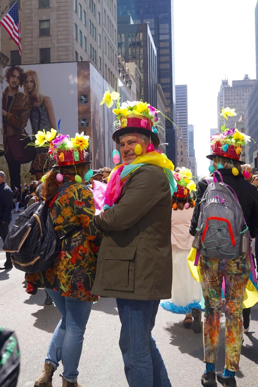 Páscoa em Nova Iorque