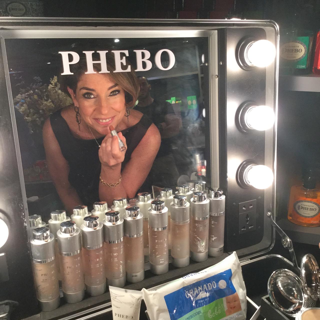 O Mundo Granado Phebo!