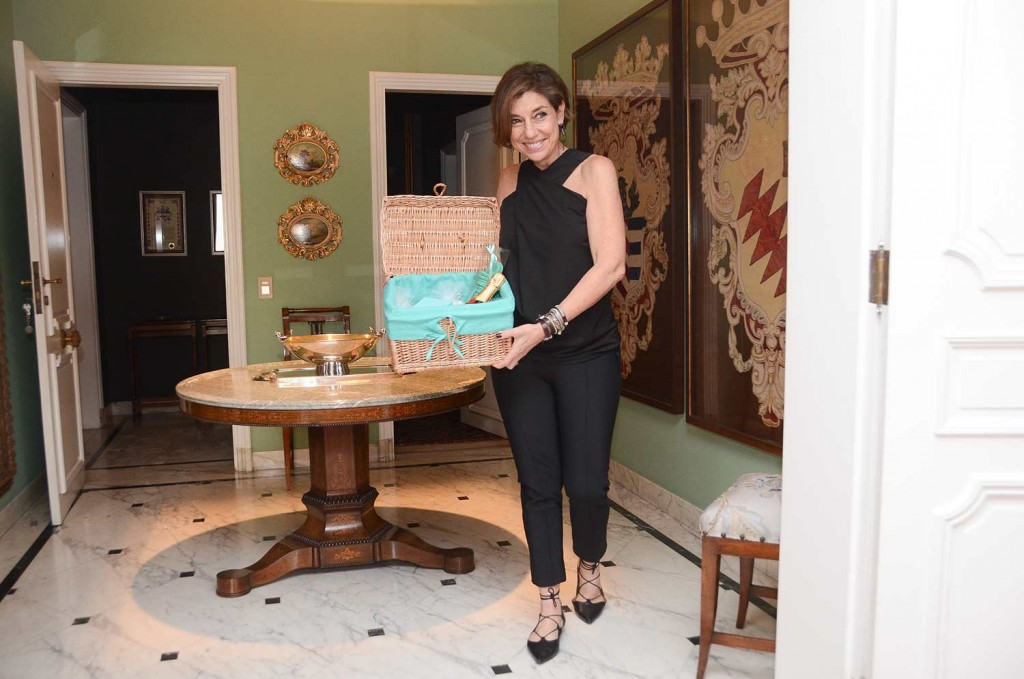 Um presente surpresa para o dia das mães. A Tiffany e Luxottica foram cúmplices!