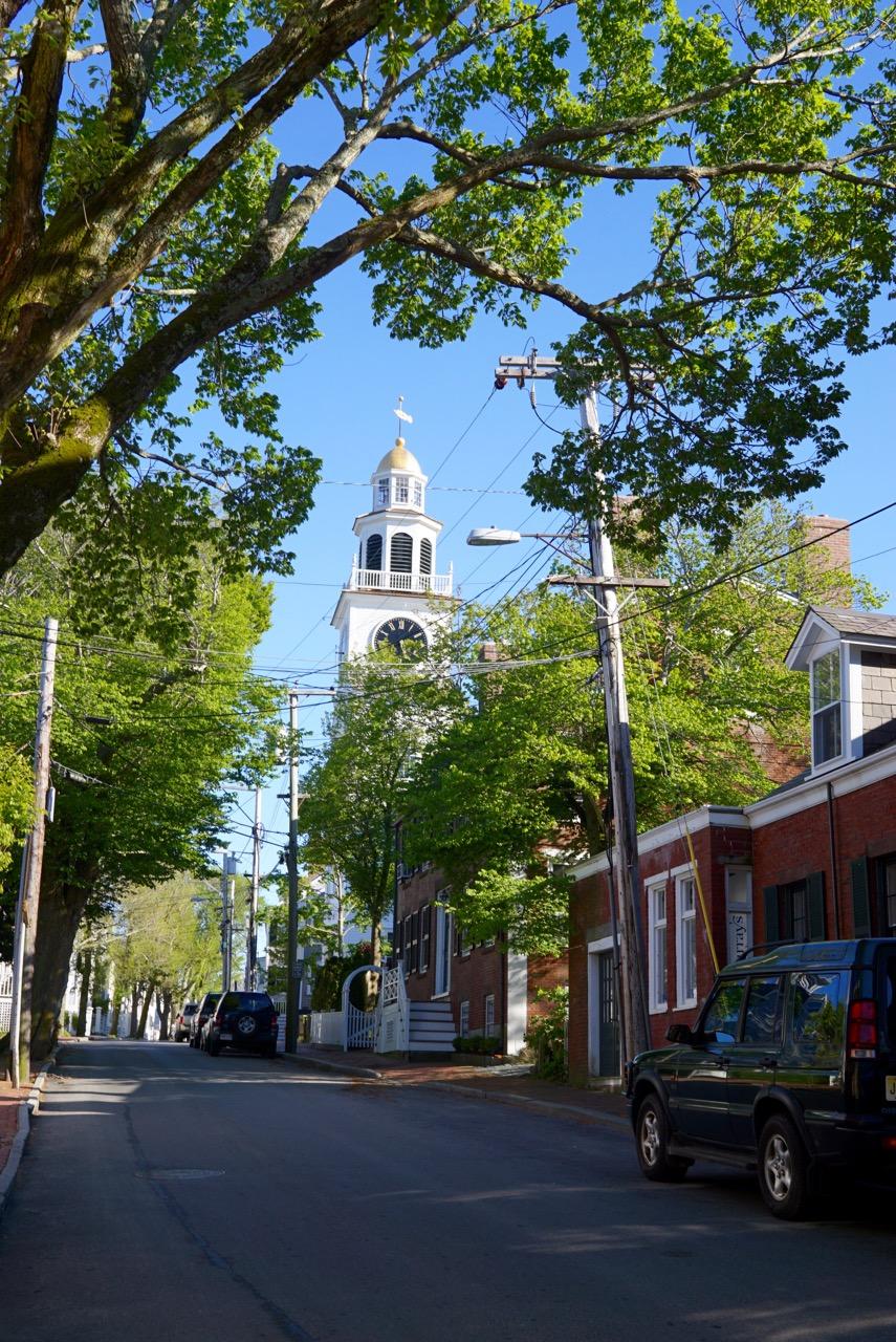 Passeando por Nantucket, parecia um filme!!
