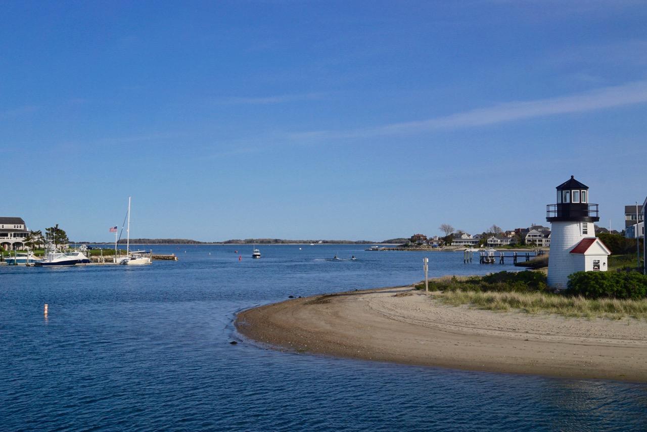Chegando a Nantucket através de Boston e Cape Cod… e cadê a mala?…