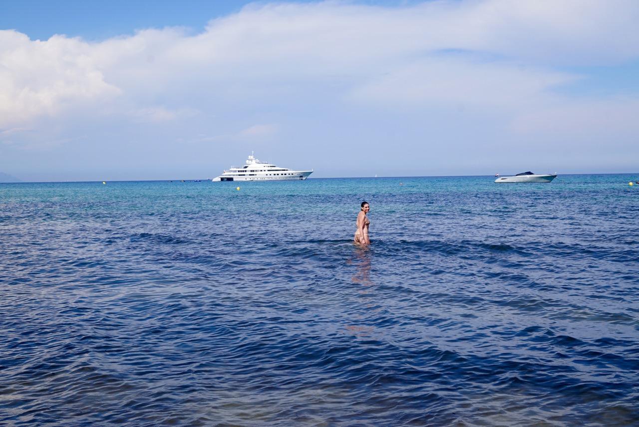 Saint Tropez segundo dia