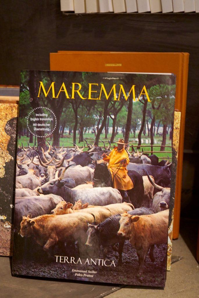 A cidade fica na Maremma