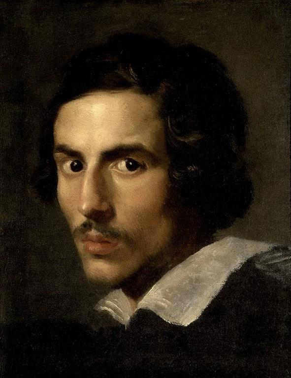 Autoretrato de Gian Lorenzo Bernini (1623). Galeria Borghese, Roma.