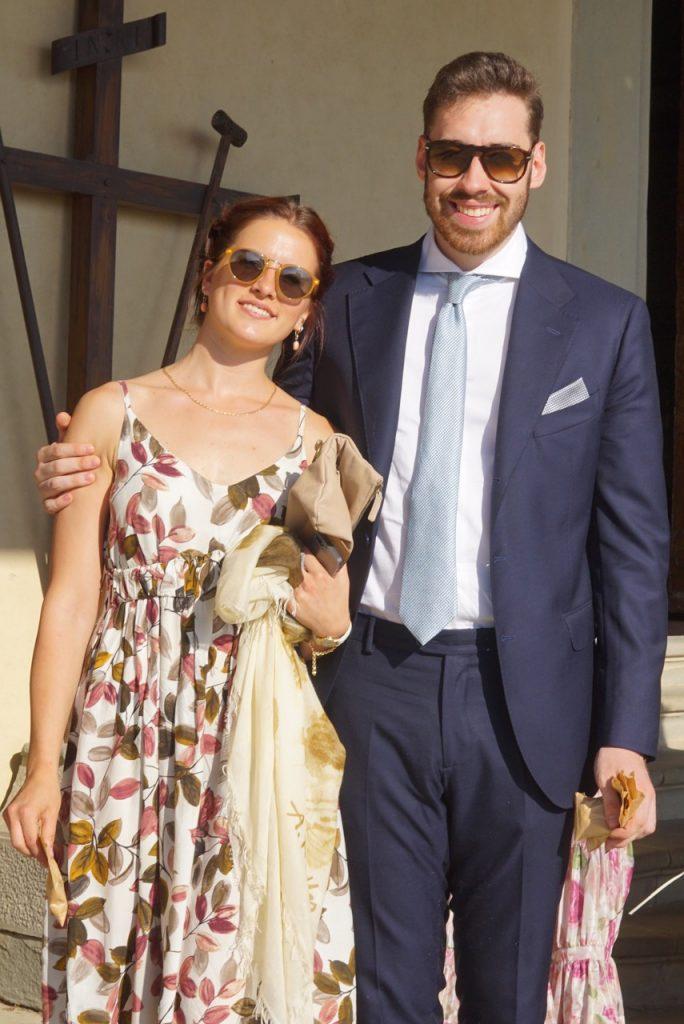 Gioia namorada de meu filho, Cosimo