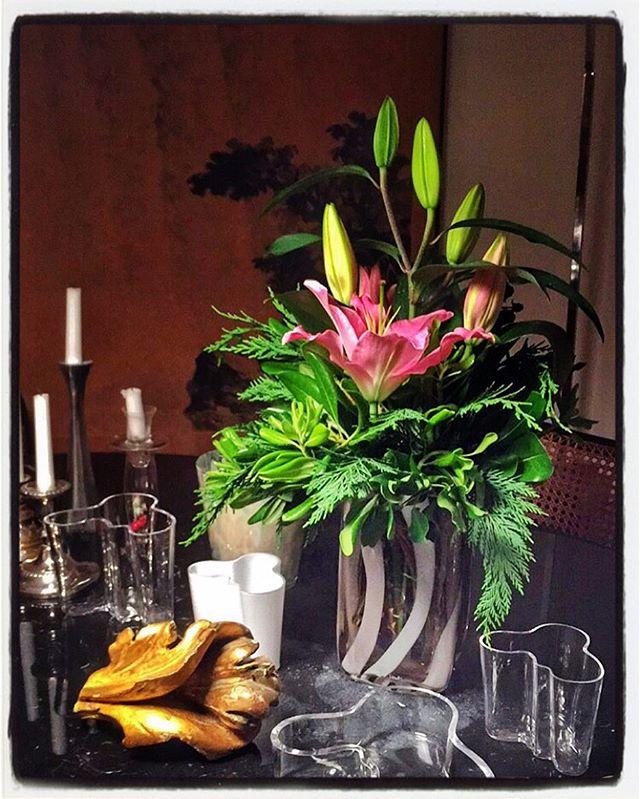 As flores que o Roberto me traz são sempre lindas!