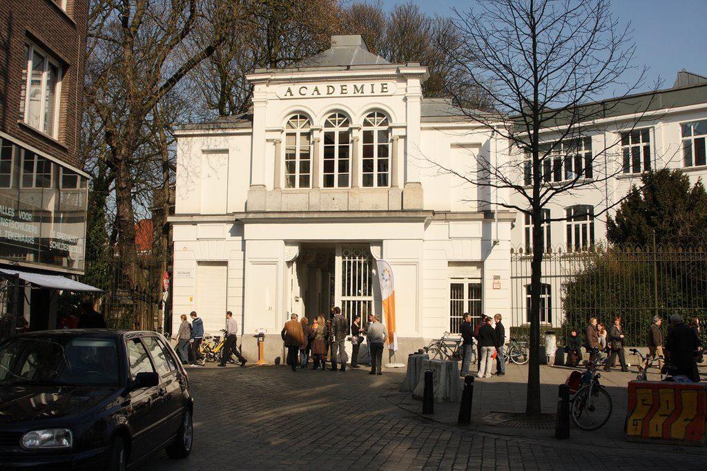 Royal Academy of Fine Arts, Antuérpia