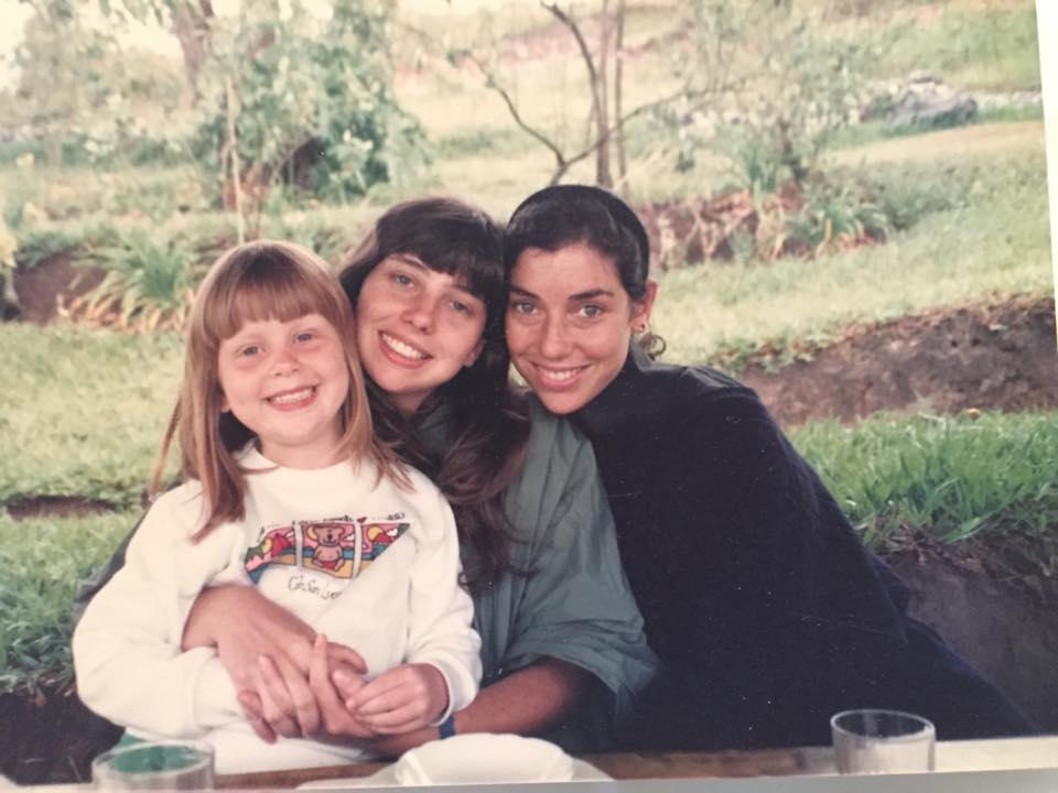 Consuelo e as irmãs