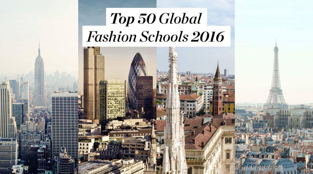 melhores escolas de moda