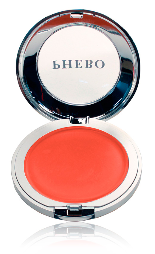 O blush cremoso nessa cor que parece impossível, na verdade dá um tom saudável! Cor Gerbera