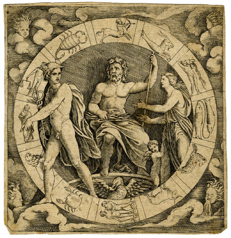 círculo zodiacal