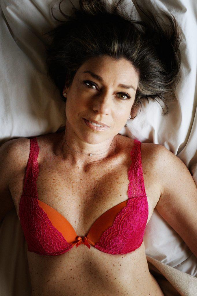 consuelo lingerie vermelha