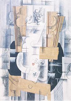 Cubismo! Braque