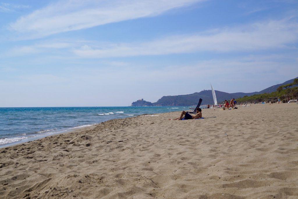 Praia na Toscana