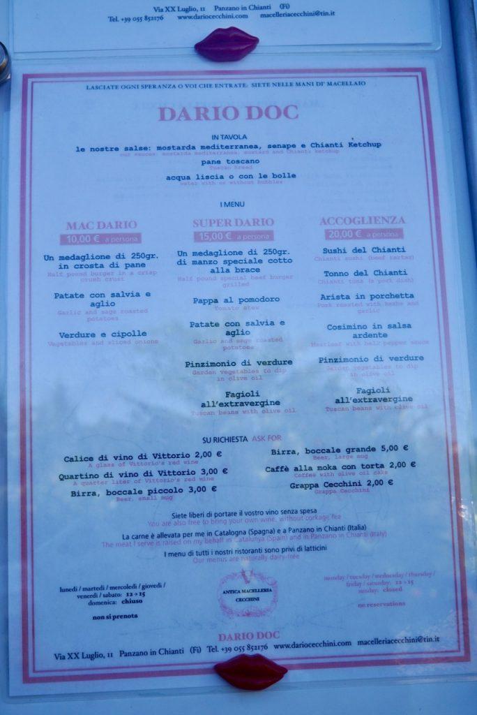 Os preços nunca mudam! São só 4 pratos. Falta o gigante de 50 Euros com carne sem fim! Não aceitam reservas