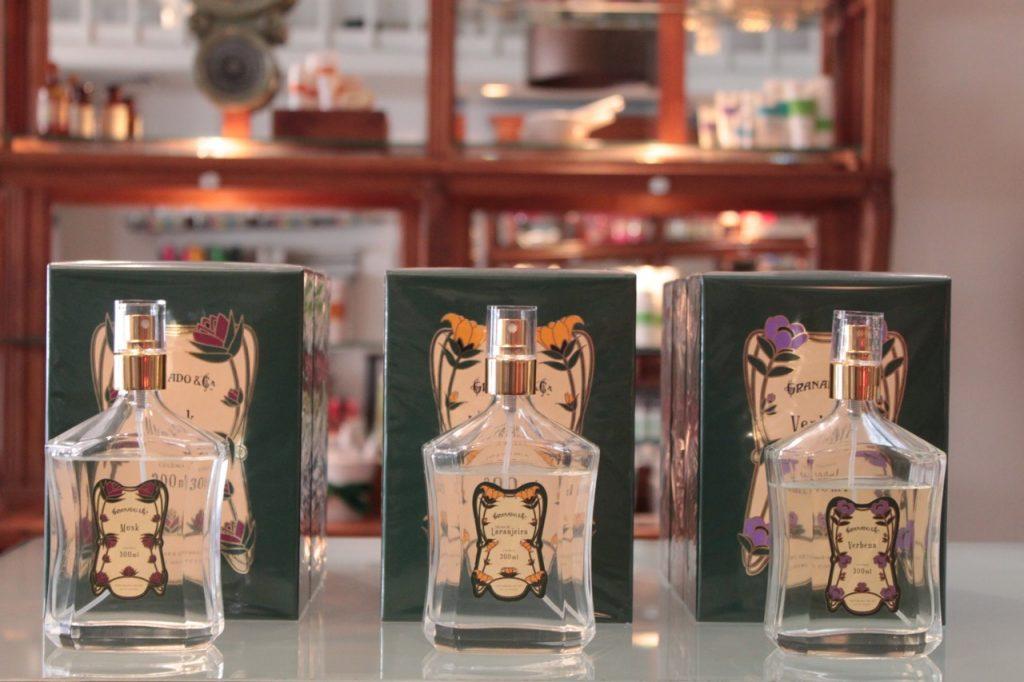 As três novas fragrâncias da coleção Colônias Vintage