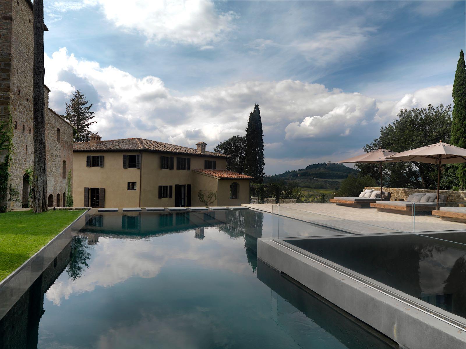 Uma casa na Toscana