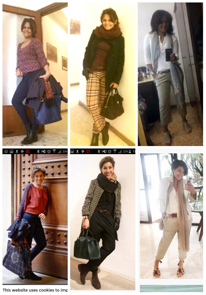 Looks inspirados no meu estilo!