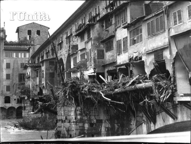 O dia seguinte... a Ponte Vecchio