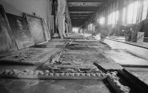 O quadros do Uffizi