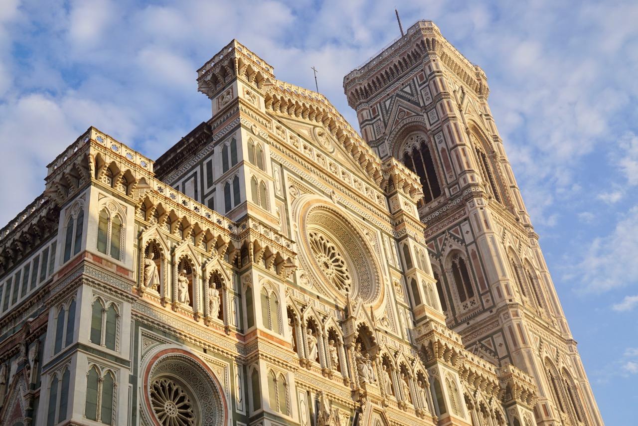 Caminhando por Florença e falando de arte…