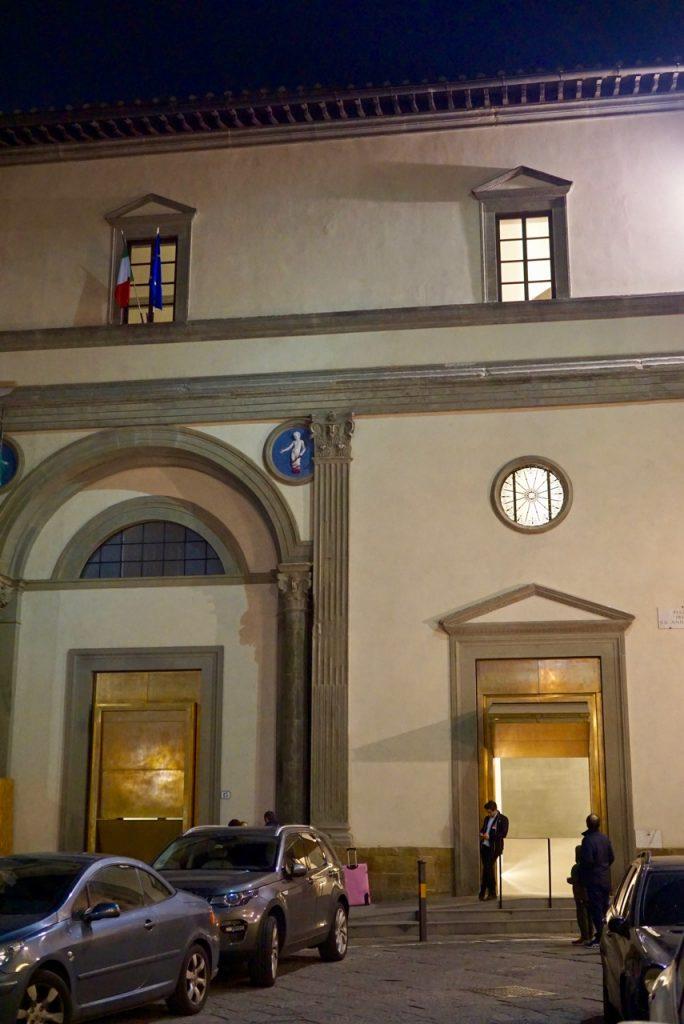 ospedale degli innocenti em Florença
