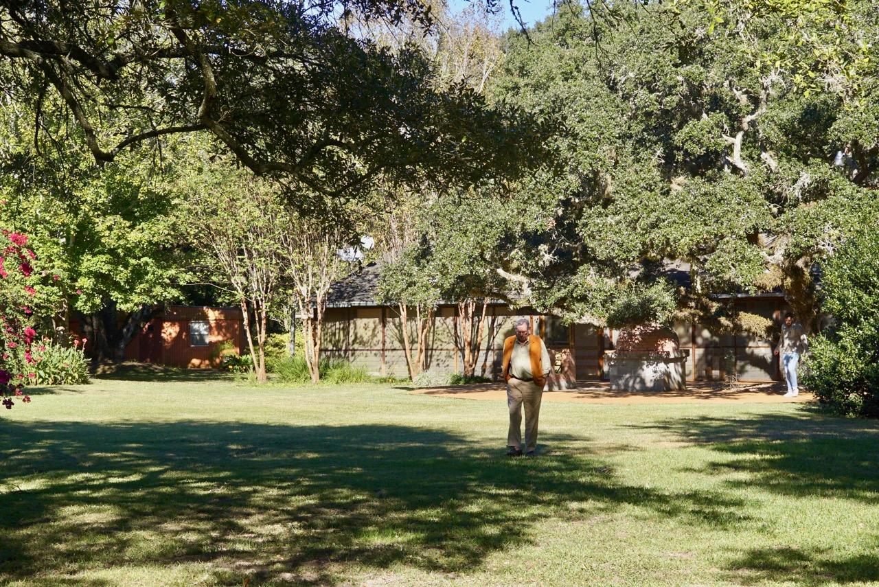 Chegamos no ranch do meu pai no Texas!…