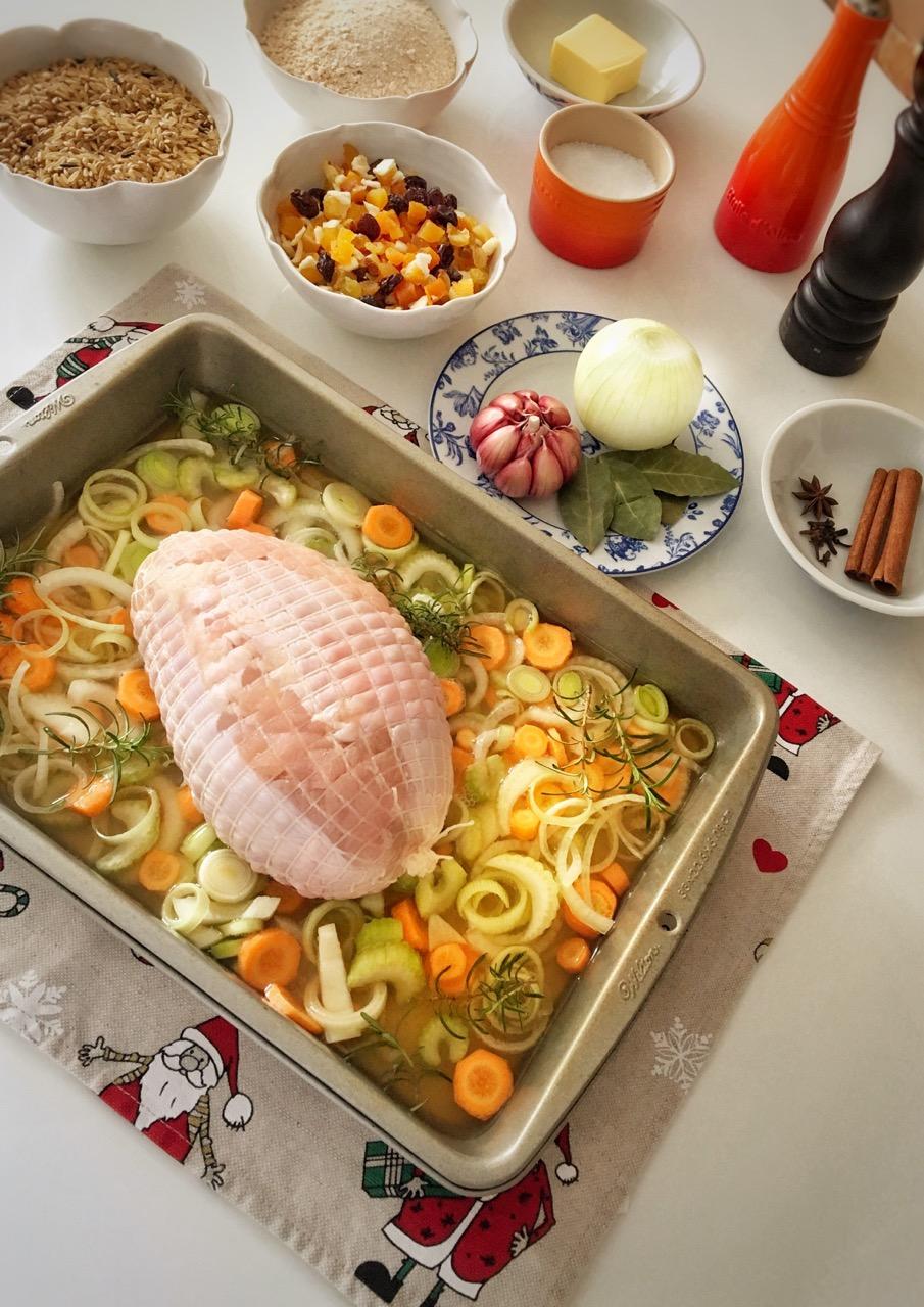 Menu fácil para a ceia de Natal com a chef Luciana de Oliveira