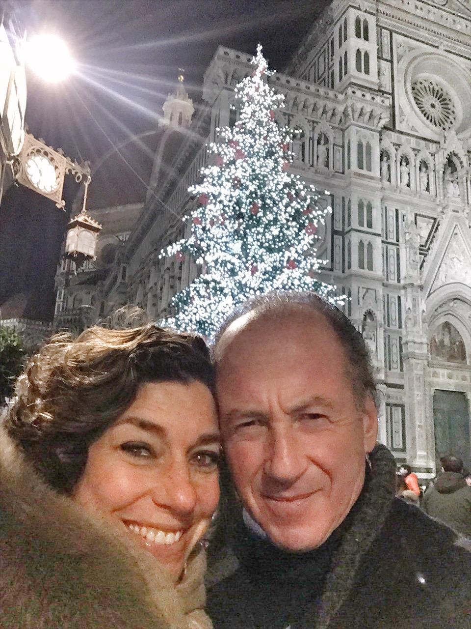 Natal em Florença este ano para mim…