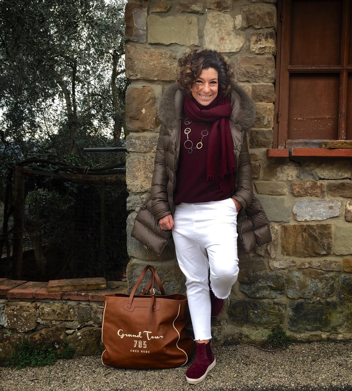 Fazendo a mala para Milão, tin-tin por tin-tin…