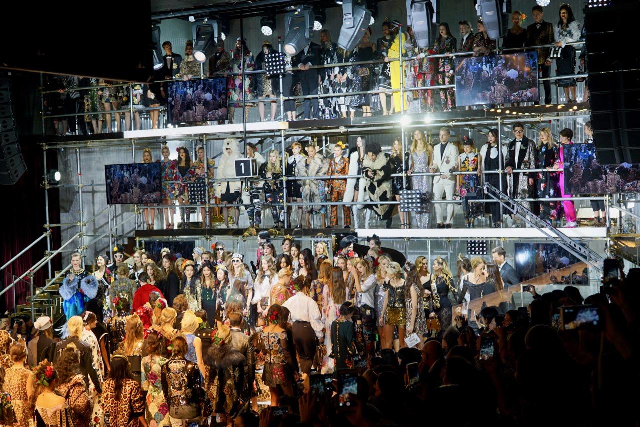 A esperteza da Dolce & Gabbana se traduz em uma linda coleção!!