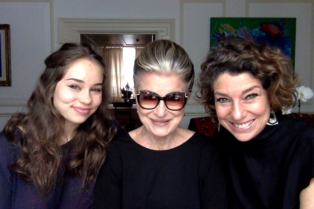 3 gerações em Londres