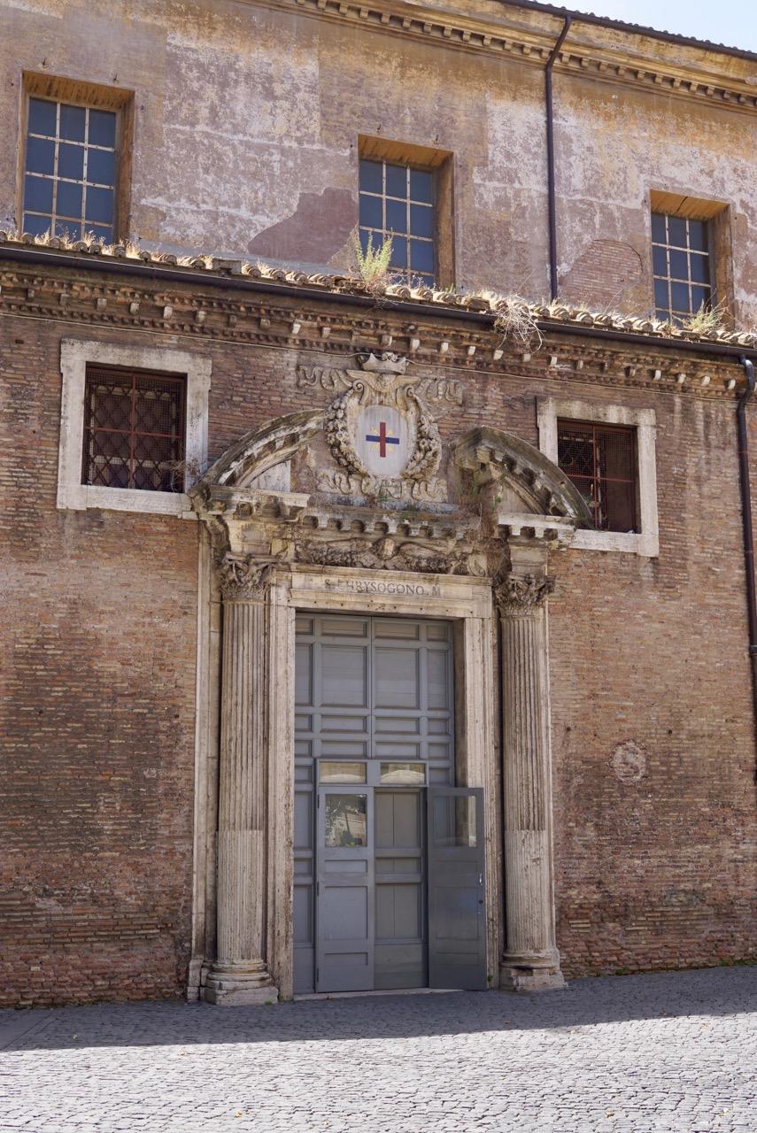 Passeando pelo bairro de Trastevere em Roma!…