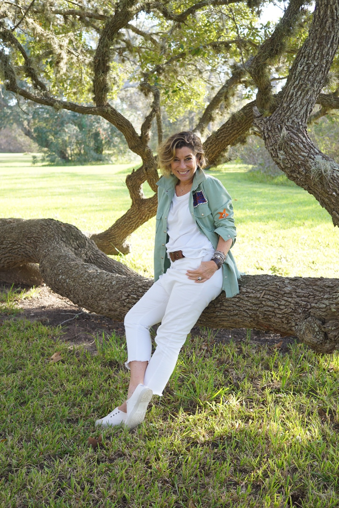 Ranch Dressing… me vestindo no rancho